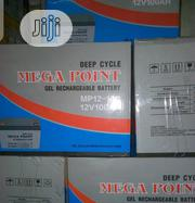 100ahs 12volt Mega Point Battery | Electrical Equipment for sale in Lagos State, Ojo