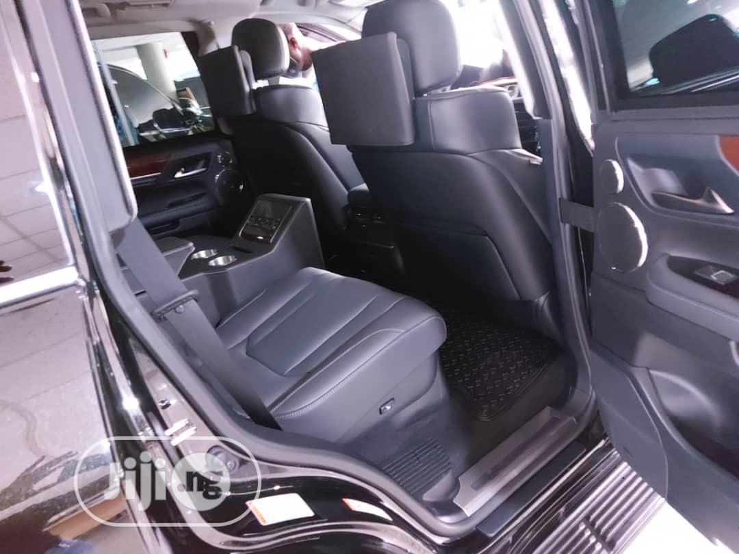 New Lexus LX 2019 570 Three-Row Black | Cars for sale in Lekki, Lagos State, Nigeria