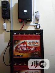 Gsr 230ah/12V Tubular Inverter Battery | Electrical Equipment for sale in Lagos State, Ikeja