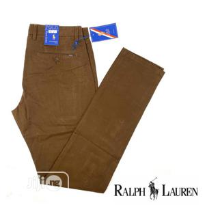 Polo Ralph Lauren Men Chinos Trousers | Clothing for sale in Lagos State, Lagos Island (Eko)