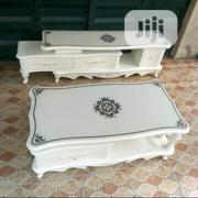 Royal Center Table Nd Tv Set | Furniture for sale in Lagos State, Lagos Island