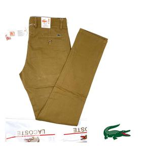 Classic Lacoste Chino's Men Trousers   Clothing for sale in Lagos State, Lagos Island (Eko)