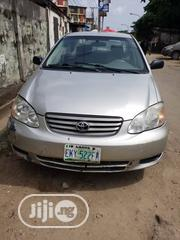 Toyota Corolla 2004 LE Silver   Cars for sale in Lagos State, Surulere