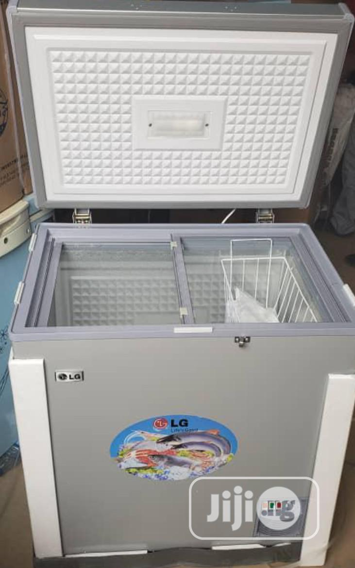 LG Chest Freezer 350liters