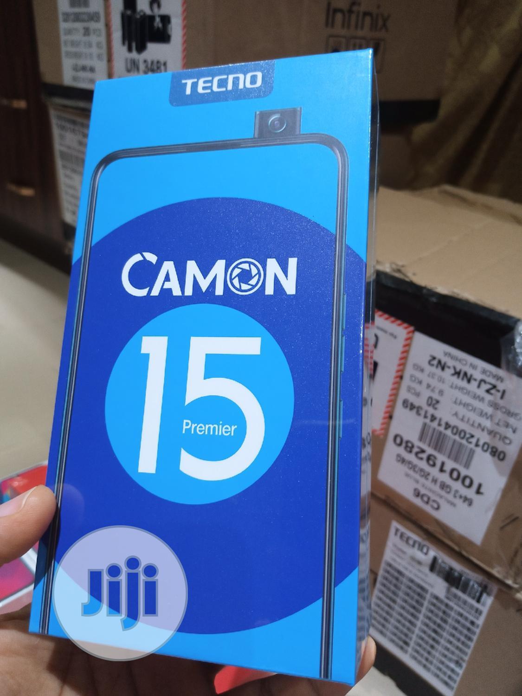 Archive: New Tecno Camon 15 Premier 128 GB