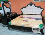 Royal Bed With Dressing Mirror, An Sides | Home Accessories for sale in Lagos State, Ojo
