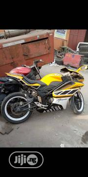 Kawasaki Ninja 300 2009 Yellow | Motorcycles & Scooters for sale in Lagos State, Ikorodu
