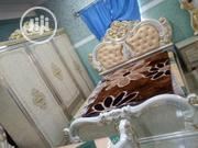 Good Quality Royal Bed With Worddrope | Furniture for sale in Lagos State, Lekki Phase 1