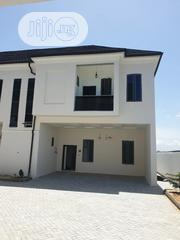 Spacious 4bedroom Duplex Serviced In Chevron,Lekki For Sale | Houses & Apartments For Sale for sale in Lagos State, Lekki Phase 1