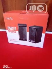 Havit USB Desktop Computer Speaker | Audio & Music Equipment for sale in Lagos State, Lekki Phase 2
