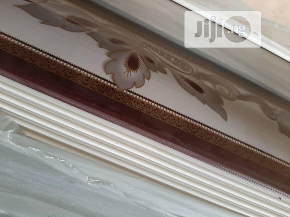 Original PVC Ceiling | Building & Trades Services for sale in Ojodu, Lagos State, Nigeria