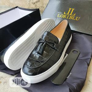 Original Loriblu Loafers Leather Shoes Available | Shoes for sale in Lagos State, Surulere