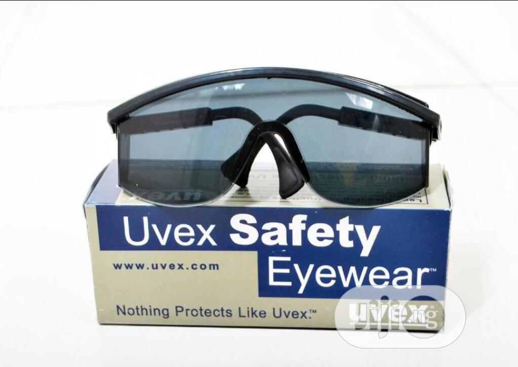 Archive: Uvex Safety Eye Google