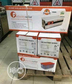 5kva 48volts Felicity Inverter   Solar Energy for sale in Lagos State, Ojo