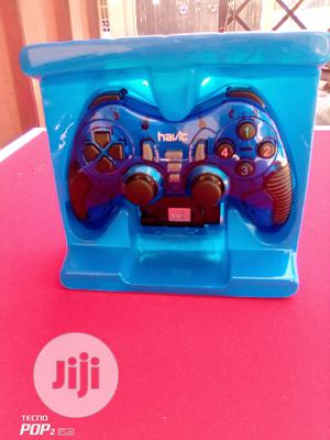 Havit Wireless Computer Game Pad PS 1 2 And 3 | Accessories & Supplies for Electronics for sale in Lagos State, Yaba