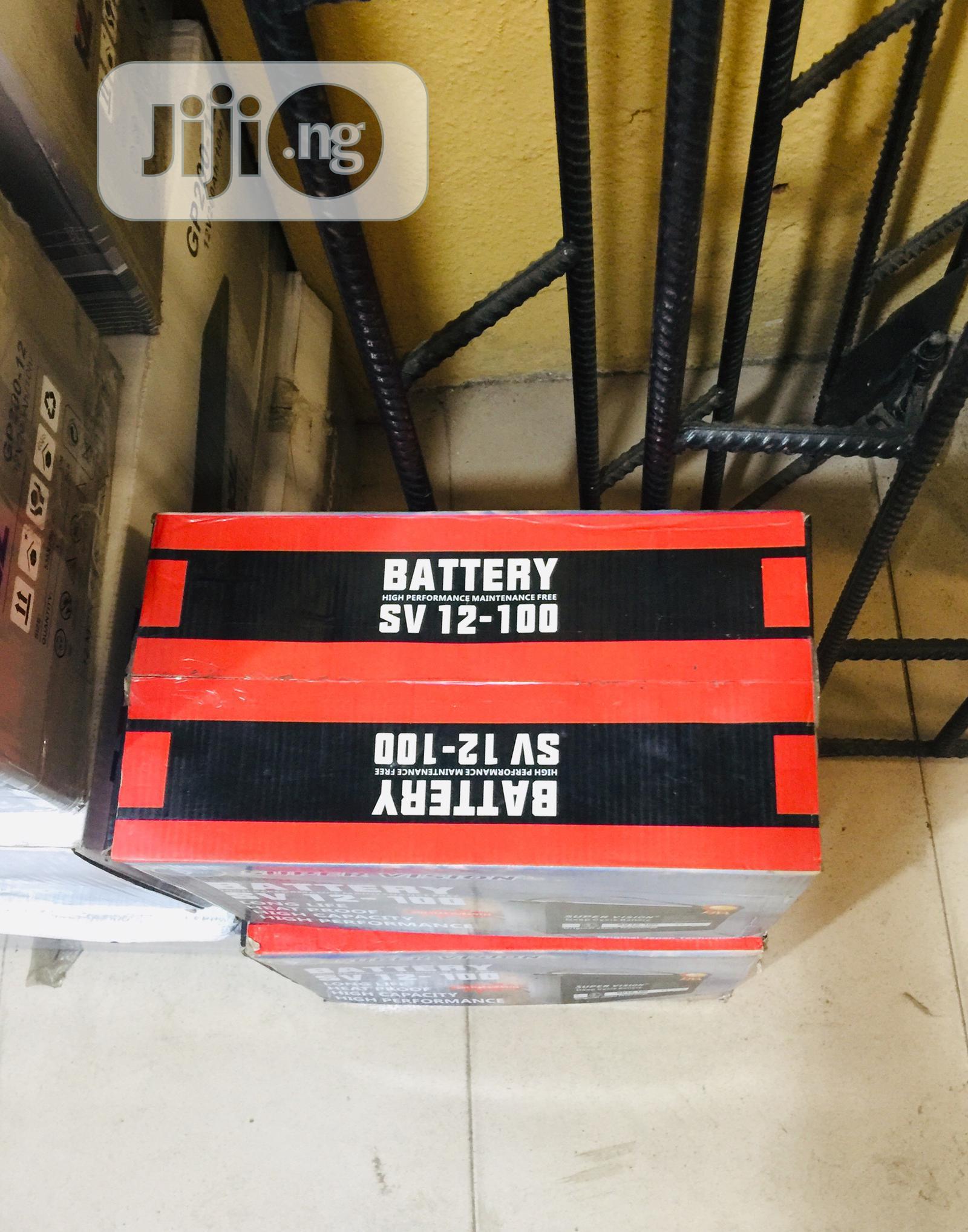 SUNFIT Solar Battery 200ah /12v | Solar Energy for sale in Ojo, Lagos State, Nigeria