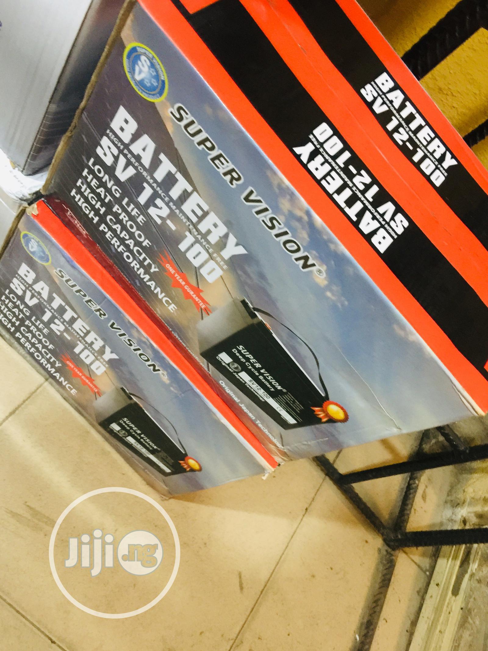 SUNFIT Solar Battery 200ah /12v