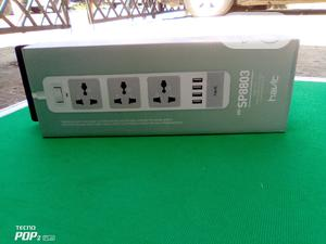 Havit Extension Box With 4 Port USB   Accessories & Supplies for Electronics for sale in Lagos State, Apapa