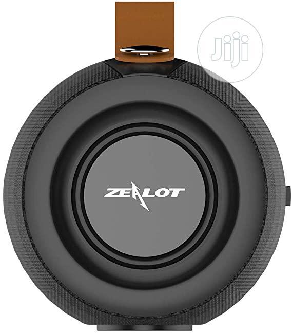 Zealot S29 Portable Bluetooth Speaker With FM Radio Zealot   Audio & Music Equipment for sale in Gbagada, Lagos State, Nigeria
