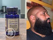 Biotin Softgel - Ultimate Scalp Regrowth & Beard Grooming Supplement | Hair Beauty for sale in Abuja (FCT) State, Asokoro
