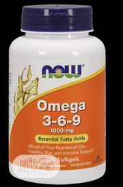 Now OMEGA 3-6-9   Vitamins & Supplements for sale in Lagos State, Surulere