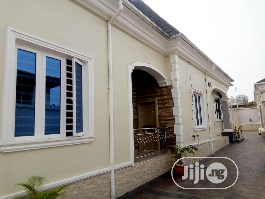 Archive: 4bedroom Bungalow For Sale At Gowon Estate