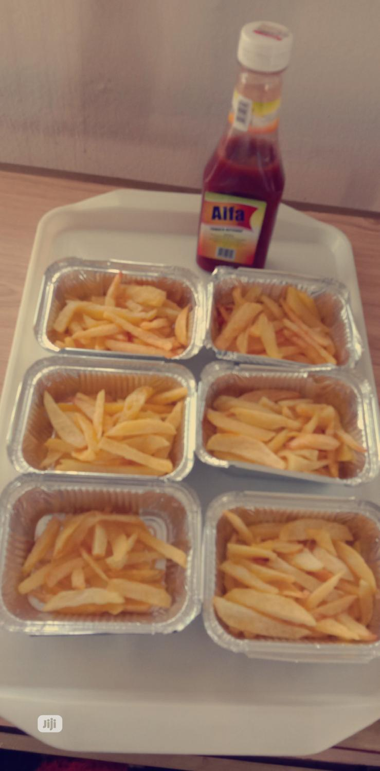 Archive: BBQ Turkey And Chips