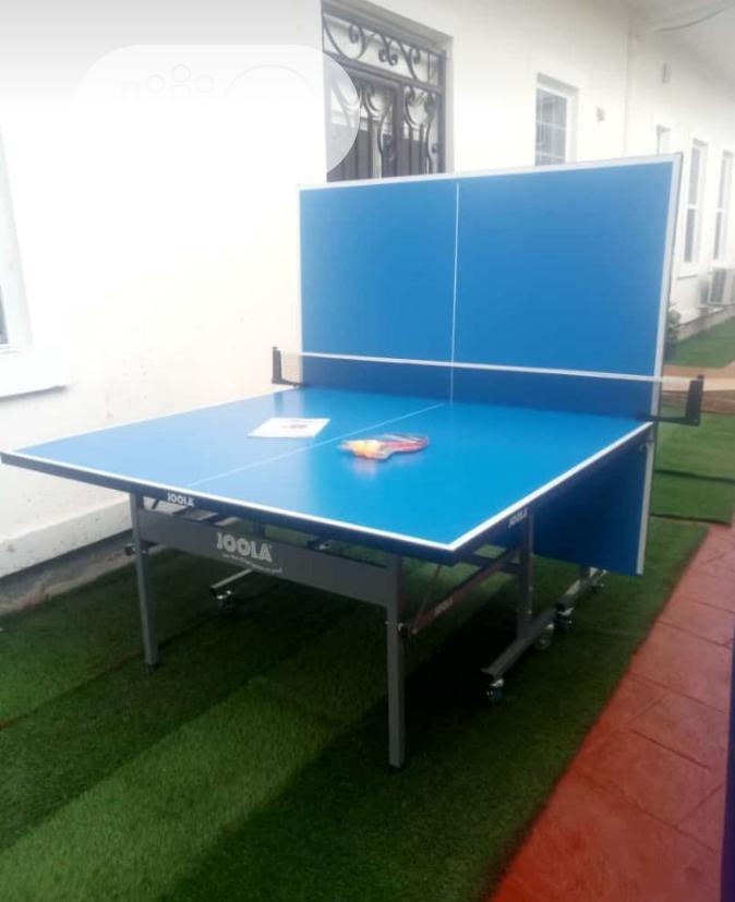 Outdoor Table Tennis Board Joola