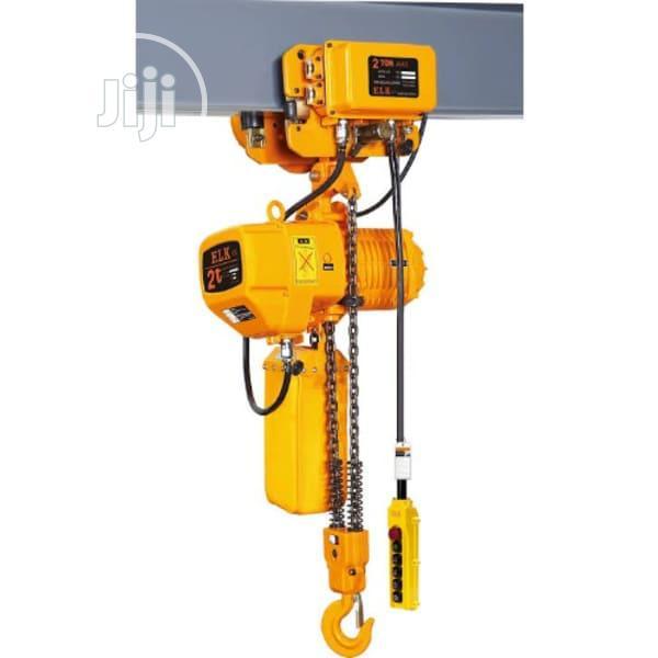 Electric Chain Lifting Hoist