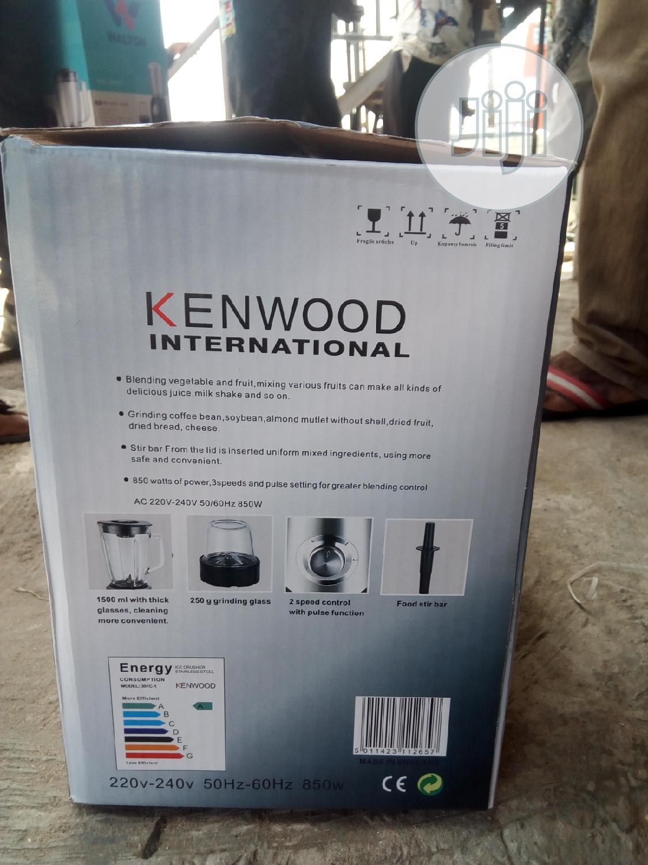 Archive: Kenwood Blender