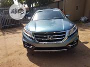 Honda Accord CrossTour 2013 EX-L w/Navigation Green | Cars for sale in Lagos State, Ikeja
