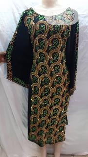 Senegalese Fashionable Laadies Gown | Clothing for sale in Lagos State, Ikeja