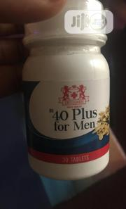 40 Plus For Men | Vitamins & Supplements for sale in Abuja (FCT) State, Utako