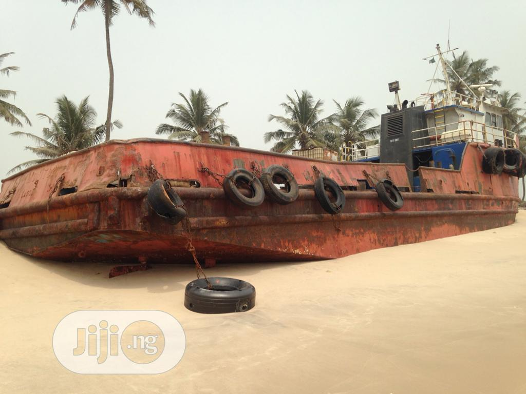 Scrap Offshore Tugboat | Watercraft & Boats for sale in Ajah, Lagos State, Nigeria