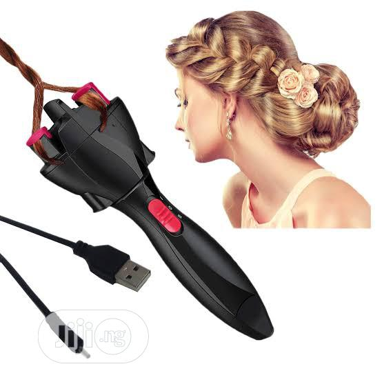 Hair Twister