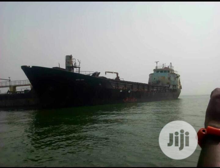 Scrap Vessel For Sale