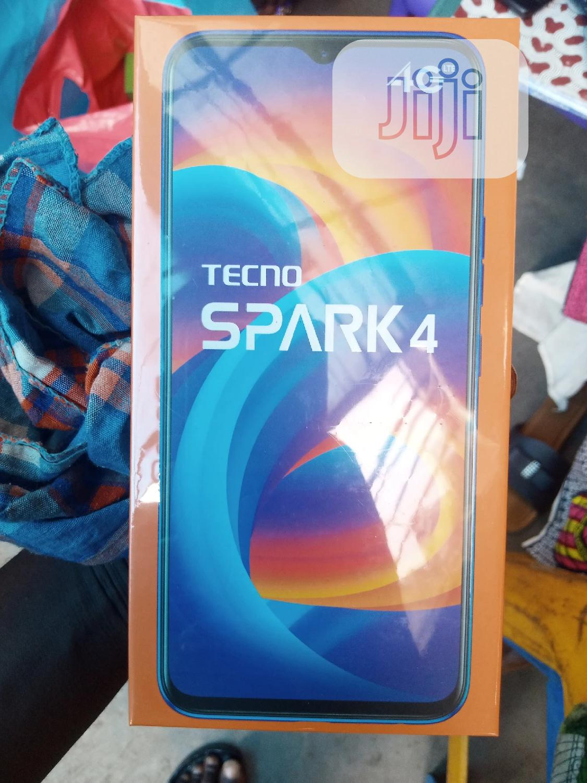 New Tecno Spark 4 32 GB Black