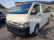 Toyota Hiace Bus 2012 Model In Perfect Working Condition | Buses & Microbuses for sale in Lagos State, Ikeja
