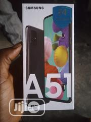 New Samsung Galaxy A51 128 GB Black | Mobile Phones for sale in Lagos State, Ikeja