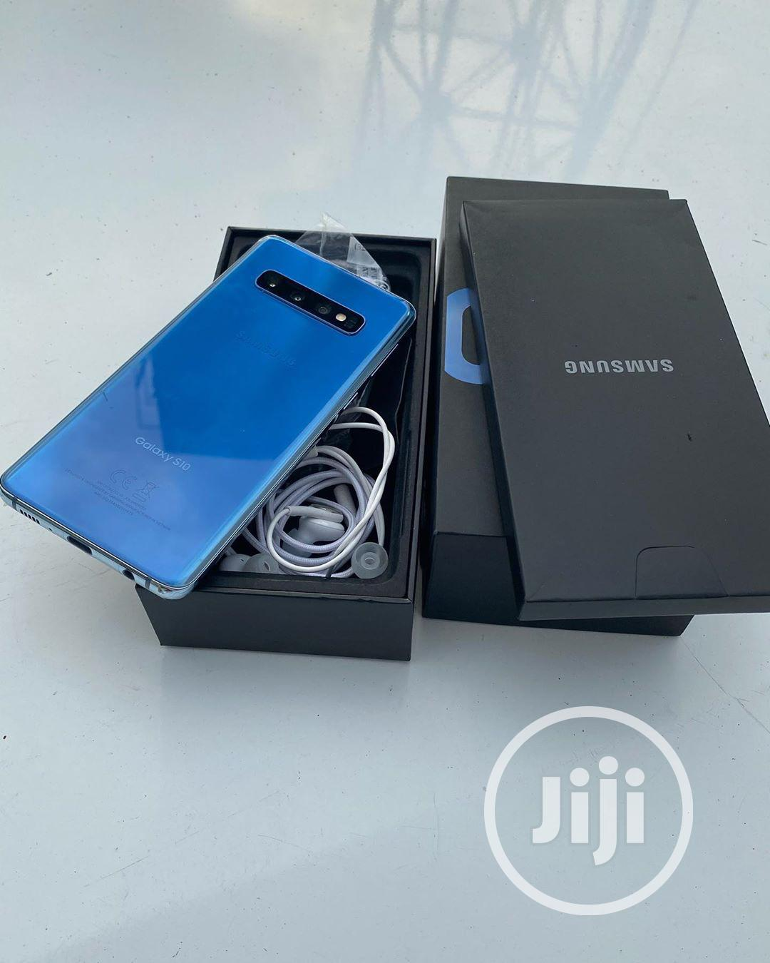 Samsung Galaxy S10 128 GB Blue | Mobile Phones for sale in Ikeja, Lagos State, Nigeria