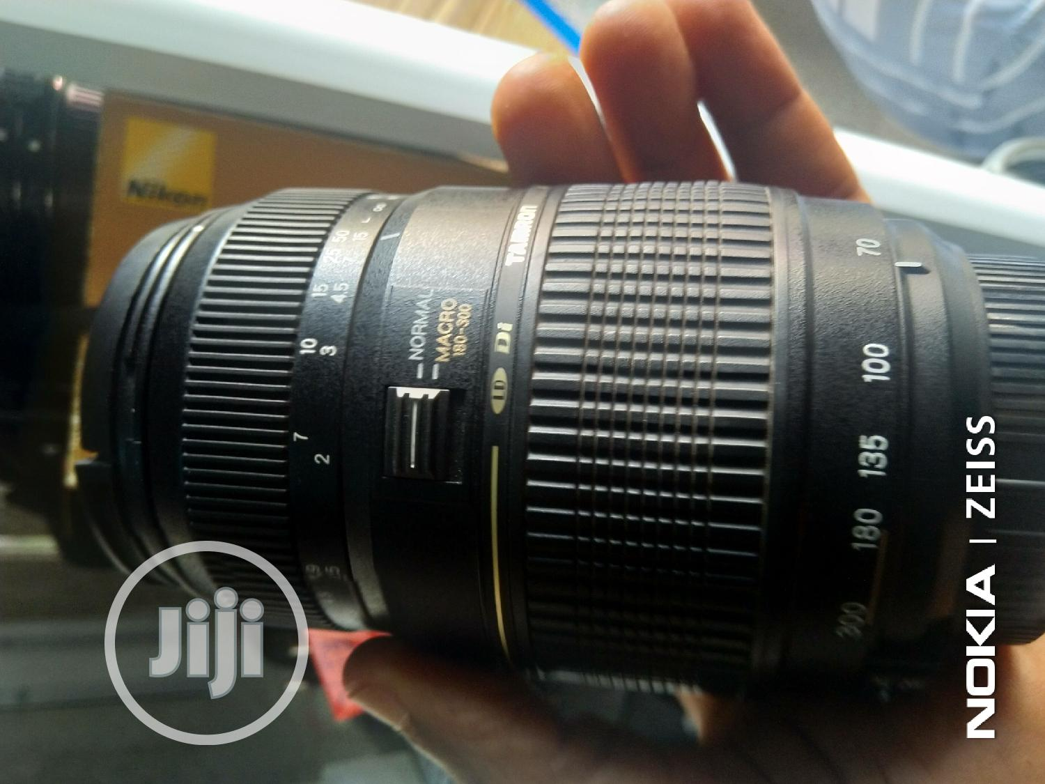 Tanron Lens For Nikon 70-300mm | Accessories & Supplies for Electronics for sale in Ikeja, Lagos State, Nigeria
