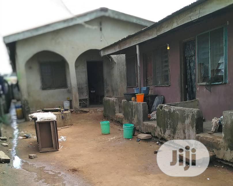 Half Plot Of Land For Sale In Igbogbo Ikorodu