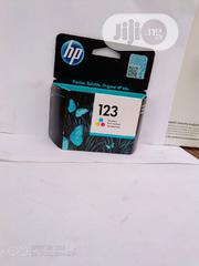 Original Hp Important Cartridge 123 Colour Cartridge | Accessories & Supplies for Electronics for sale in Lagos State, Agege