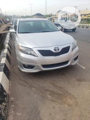 Toyota Camry 2011 Silver
