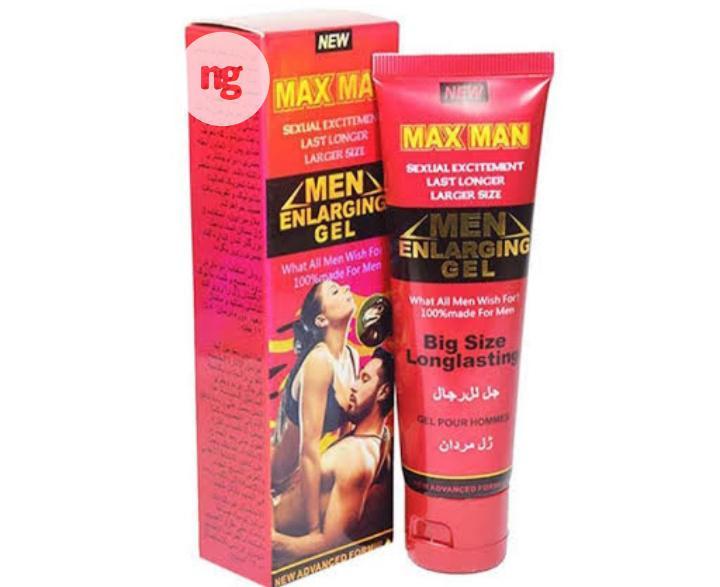 Maxman Penis Enlargement Cream And Ejaculation Delay