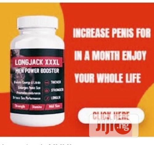 Longjack XXXL Male Sexual Supplement