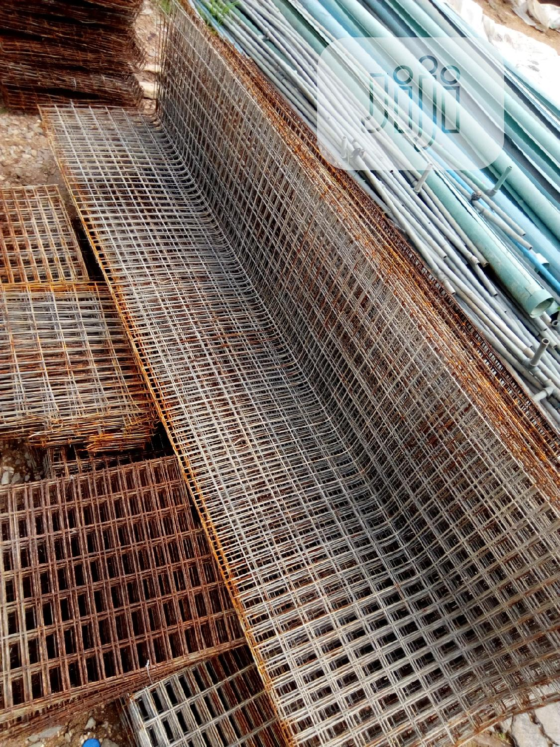 Used Battery Cage
