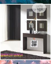 Luxury G Console Table With Mirror   Home Accessories for sale in Lagos State, Lekki Phase 1