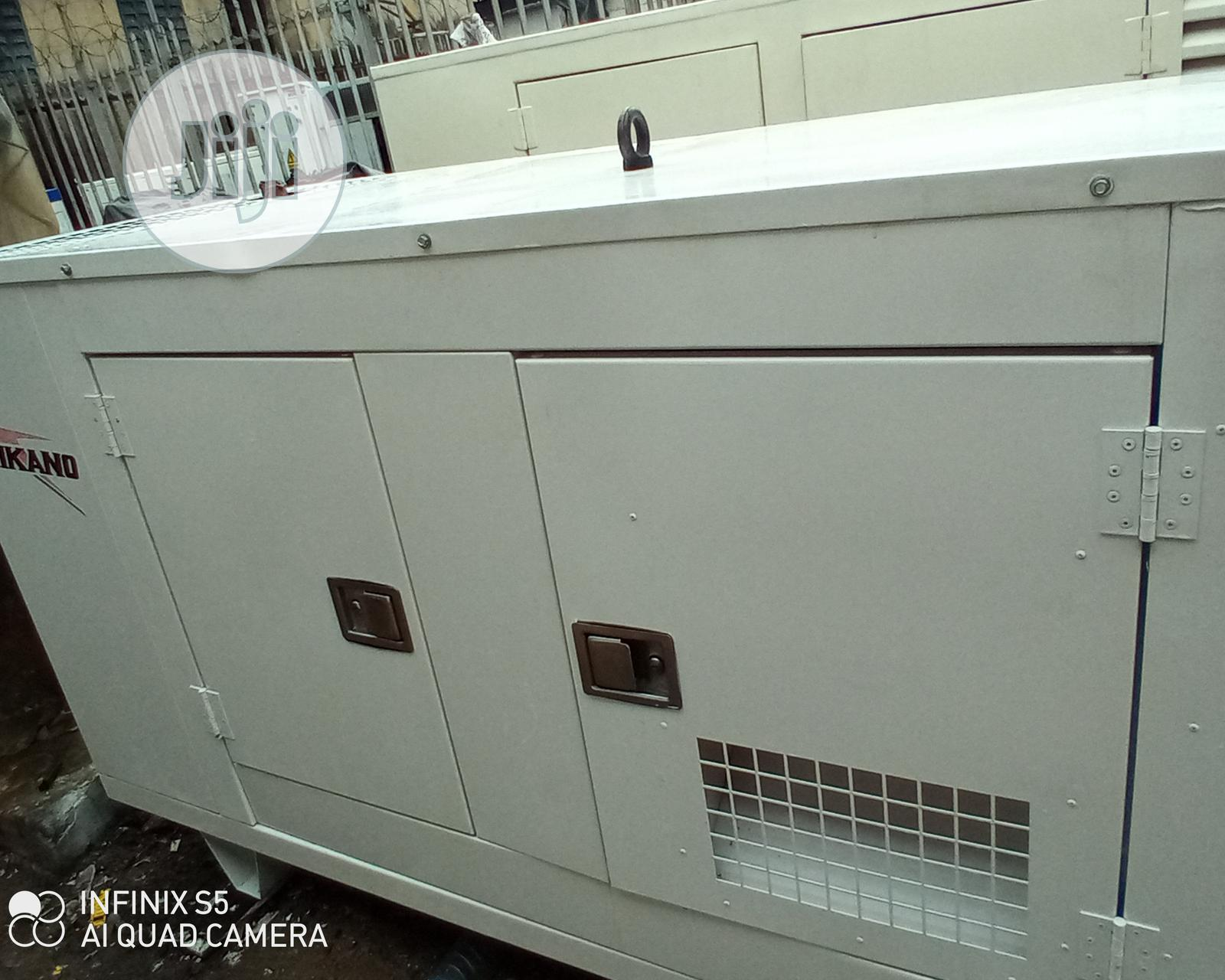 27kva Perkins Mikano Generator