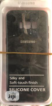 Samsung S8+ Silicone Case | Accessories for Mobile Phones & Tablets for sale in Lagos State, Ikeja